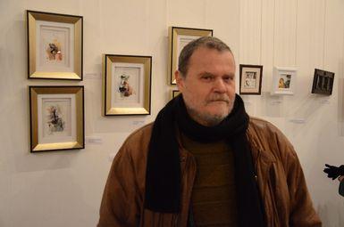 Русенци взеха четири от наградите на Биеналето на миниатюрата