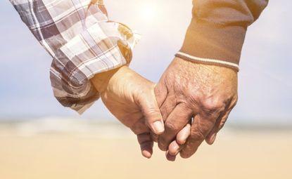 Те живяха и си отидоха заедно след 75 г. брак